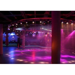 Акустическая отделка ночных клубов в Одессе