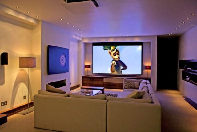 Звукоизоляция домашнего кинотеатра в квартире