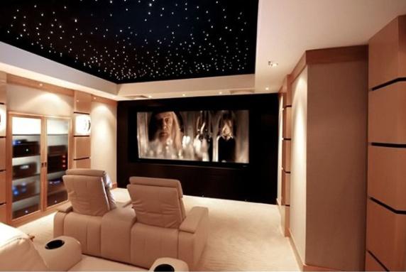 Звукоизоляция домашнего кинотеатра