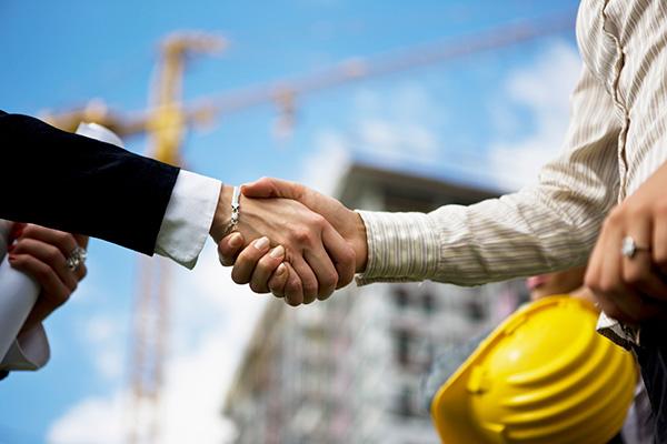 Подрядчикам и строителям