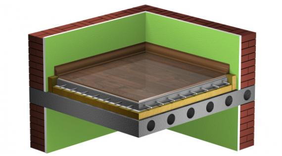 Полов на балконе гидроизоляция